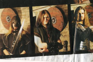 Enslaved Eld band shot 1997