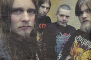 Mardraum band shot - 2000
