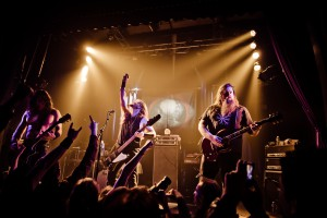 Enslaved live photo by Anthony Dubois
