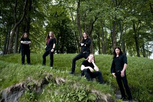 Enslaved promo picture. Photo by Mirjam Vikingstad