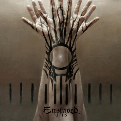 Enslaved - Riitiir Cover