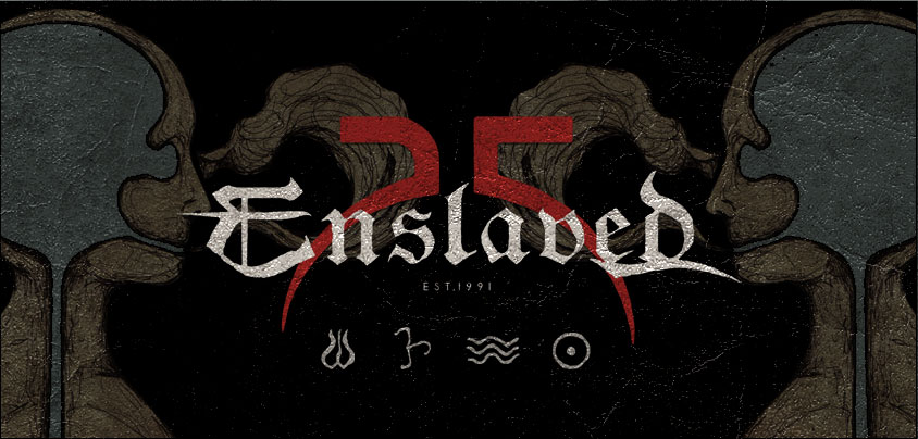 Enslaved 25 years anniversary