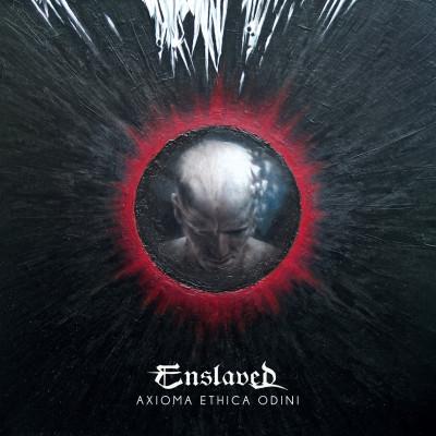 Enslaved - Axioma Ethica Odini Cover