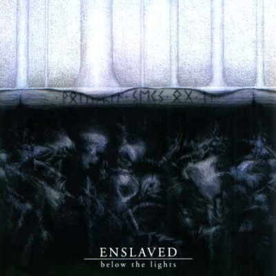 Enslaved - Below the Lights Cover