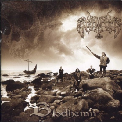Enslaved - Blodhemn Cover