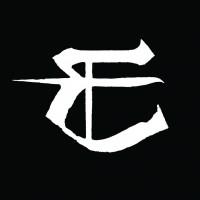 Enslaved logo element in white