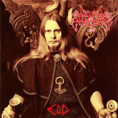 Enslaved - Eld Cover
