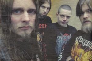 Mardraum band shot - 2000
