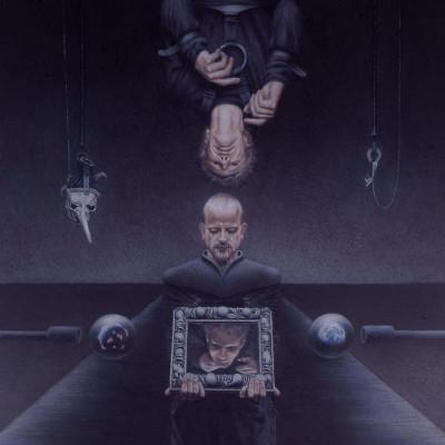 Enslaved - Monumension Cover